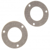 192 / 250 Grease Cover Gaskets (Pair) [#9317]