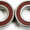Idler Pulley Bearings (Pair)