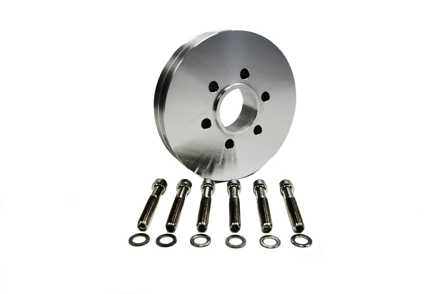Supercharger Clutch Pulley